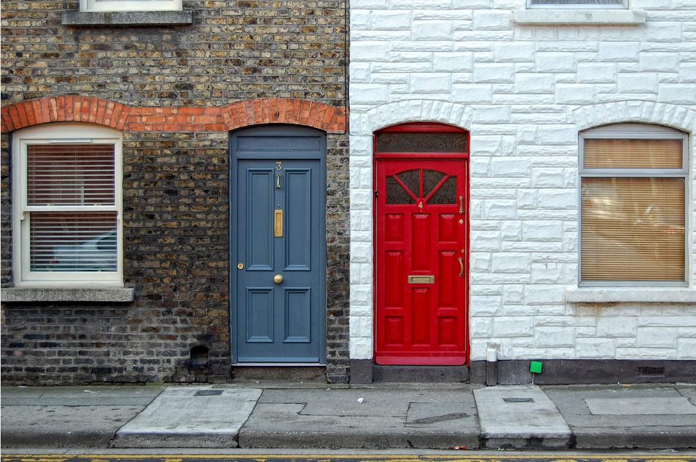 terraced houses dublin