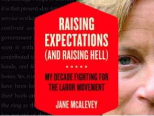 cover of 'Riasing Expectations' book