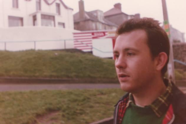 A photo of Mark Ashton