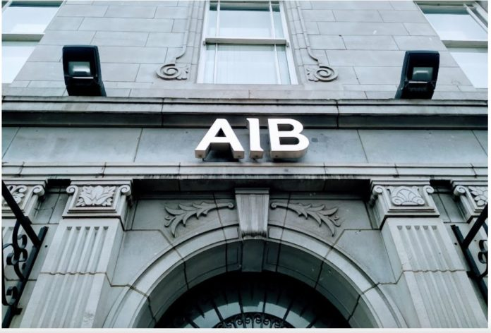 The front of an AIB.