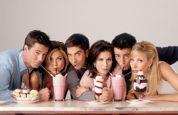 A promotional photo of the six